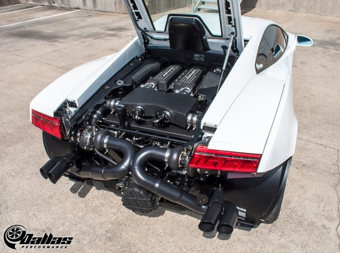 Dallas Performance's Twin Turbo Lamborghini Gallardo (3)