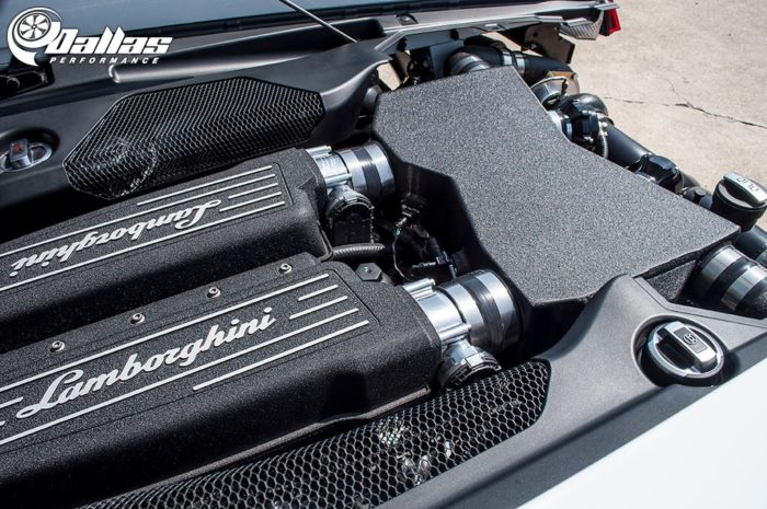 Dallas Performance's Twin Turbo Lamborghini Gallardo (2)