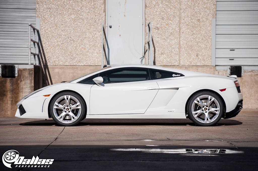 Dallas Performance's Twin Turbo Lamborghini Gallardo (9)