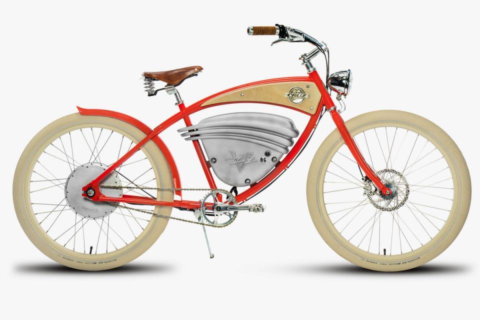 Cruz E-bike By Vintage Electric (8)