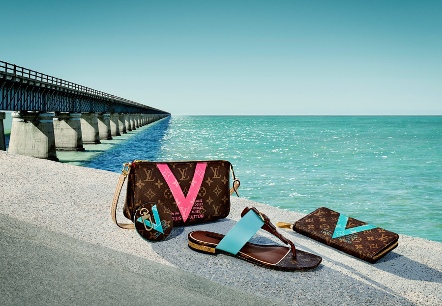 Here Are Some Highlights From LV's Summer Collection