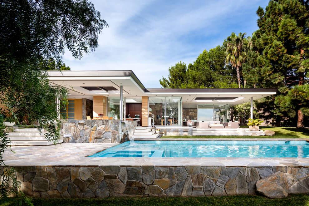 Malibu Crest Residence In Malibu, California, USA (13)
