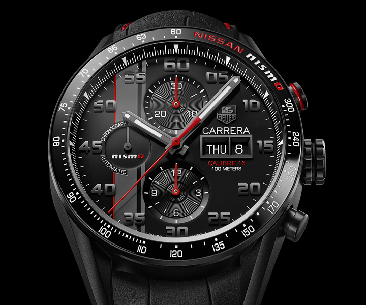 Nissan GT-R LM NISMO Watch By TAG Heuer (2)