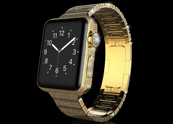 Ridiculously Expensive Apple Watch By Goldgenie (7)