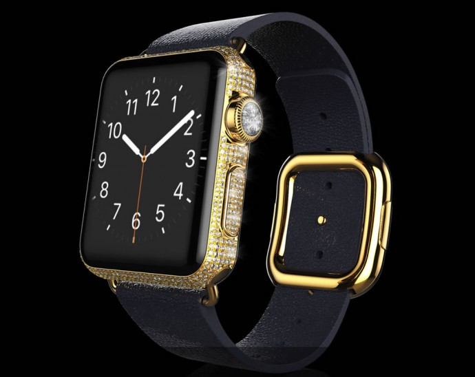 Ridiculously Expensive Apple Watch By Goldgenie (6)