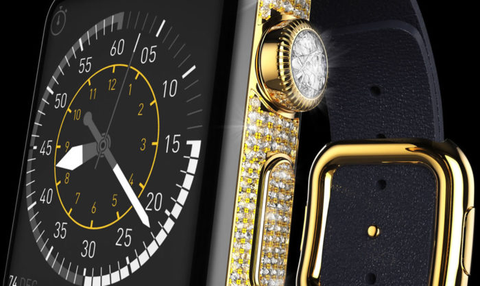 Ridiculously Expensive Apple Watch By Goldgenie (5)