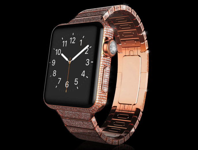Ridiculously Expensive Apple Watch By Goldgenie (4)