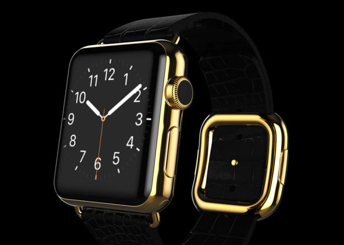 Ridiculously Expensive Apple Watch By Goldgenie (2)