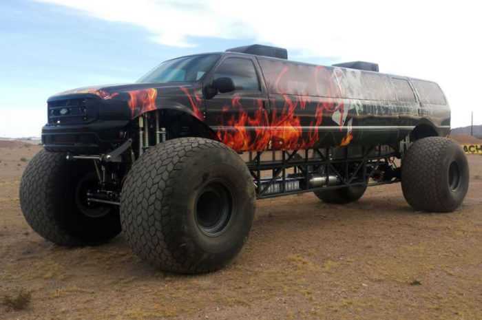 The First Luxury Monster Truck In The World (5)