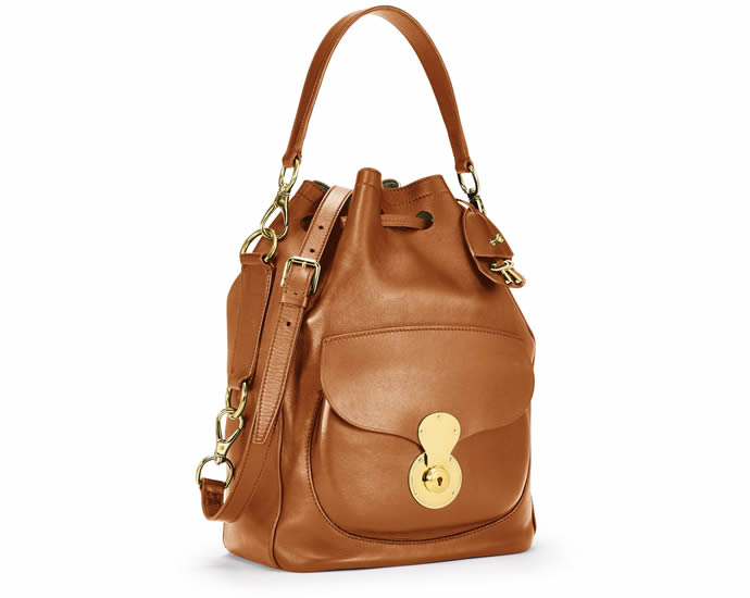 Beautiful And Practical Ricky Drawstring Bag By Ralph Lauren (8)
