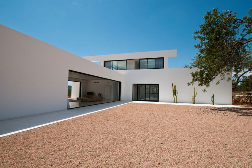 Can Pep de Sa Guaita Home In Ibiza, Spain (38)