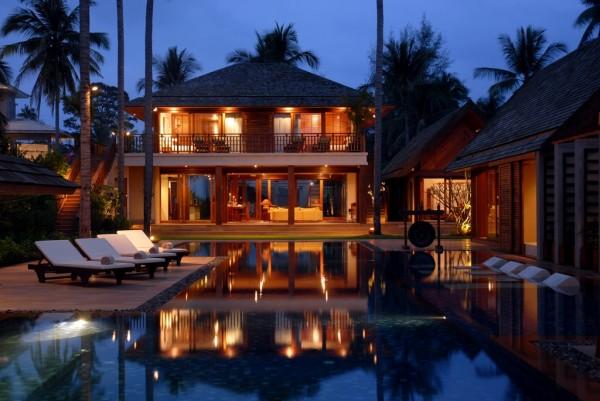 Fabulous Beachfront Villa, Samui (15)