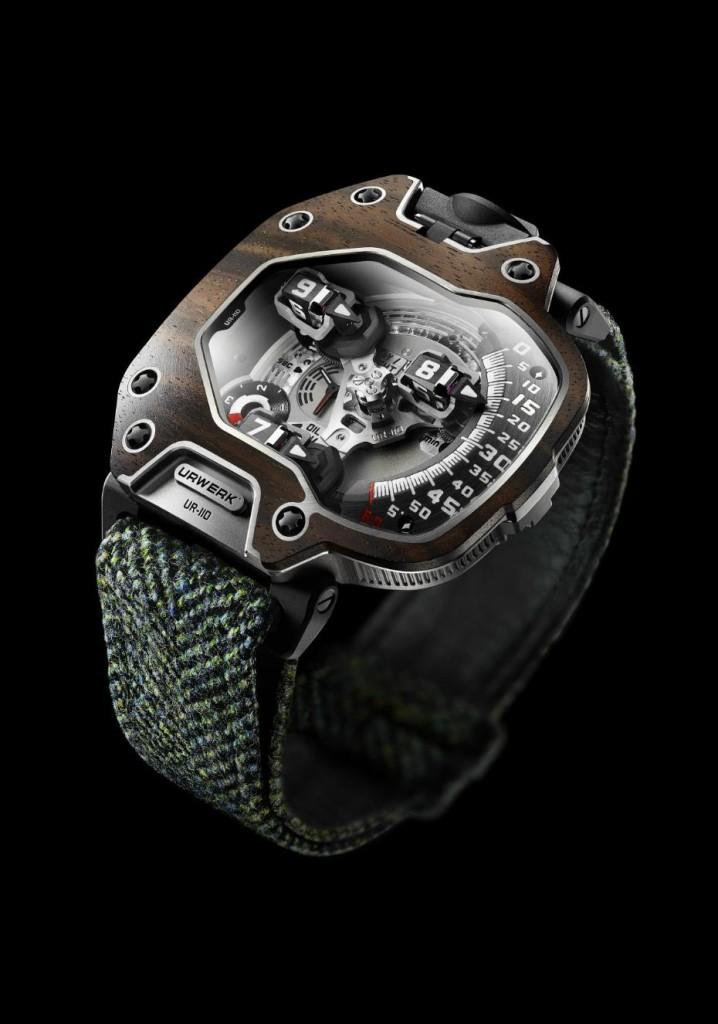 Limited Edition Urwerk UR-110 EastWood Watch (5)