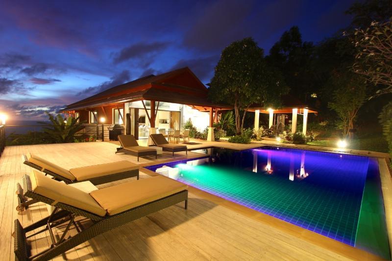 Patong Bay View Pool Villa in Kalim, Phuket (12)