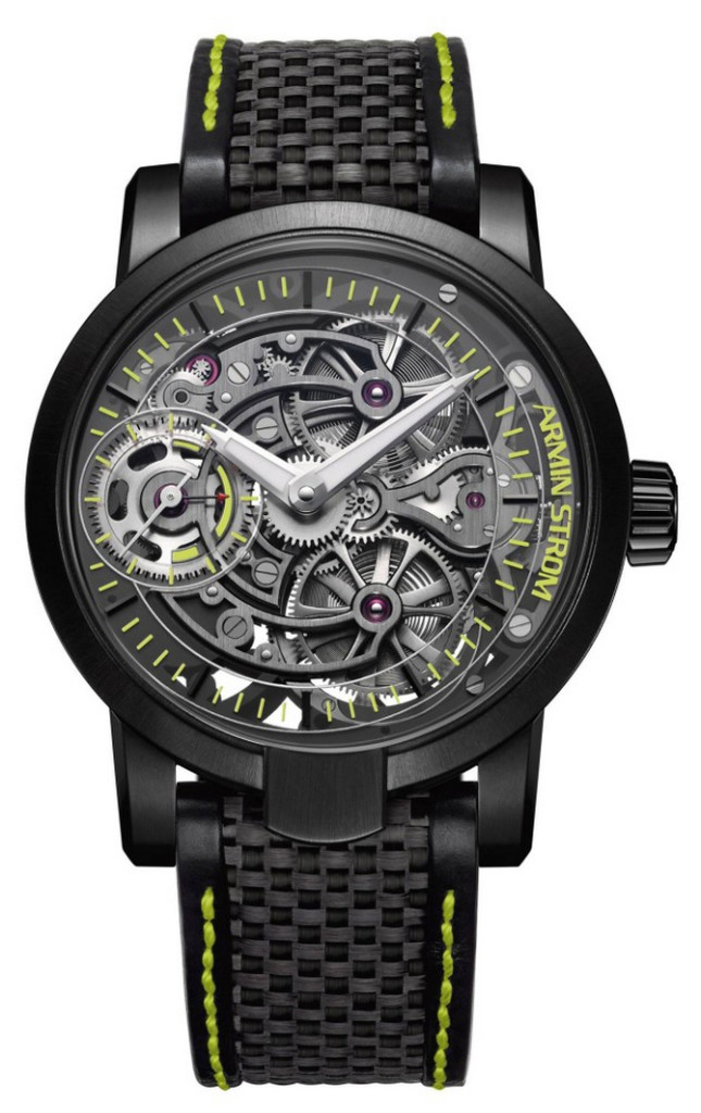 Sublime Armin Strom Skeleton Pure Team 78 Timepiece (3)