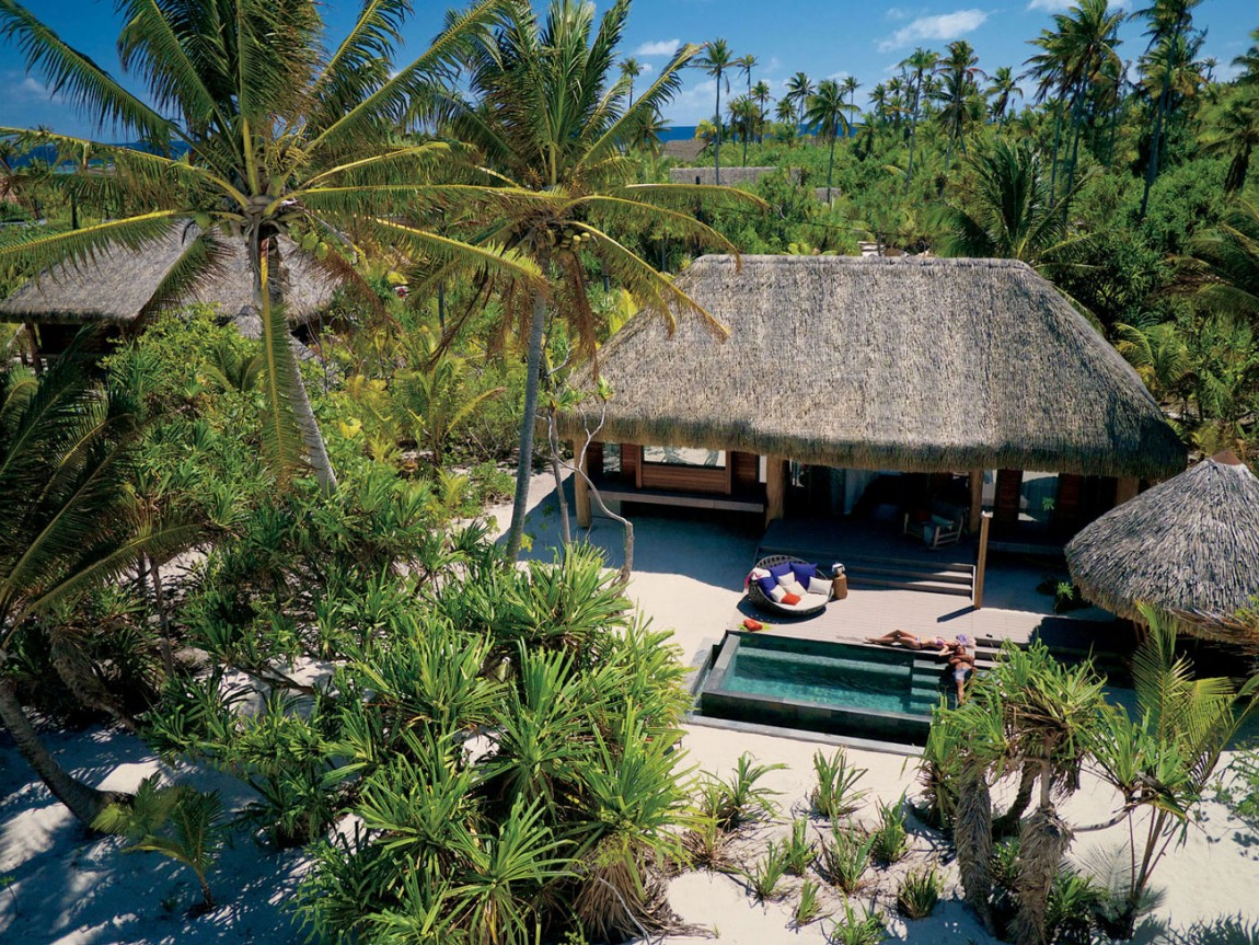 Awesome The Brando Resort In French Polynesia (12)