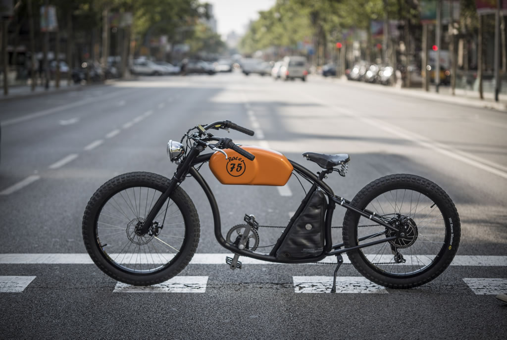Cafe Racer-Inspired E-Bike By Otocycles (9)