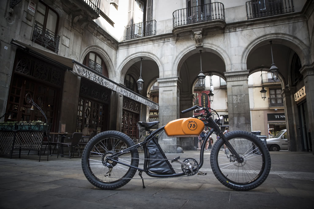 Cafe Racer-Inspired E-Bike By Otocycles (8)