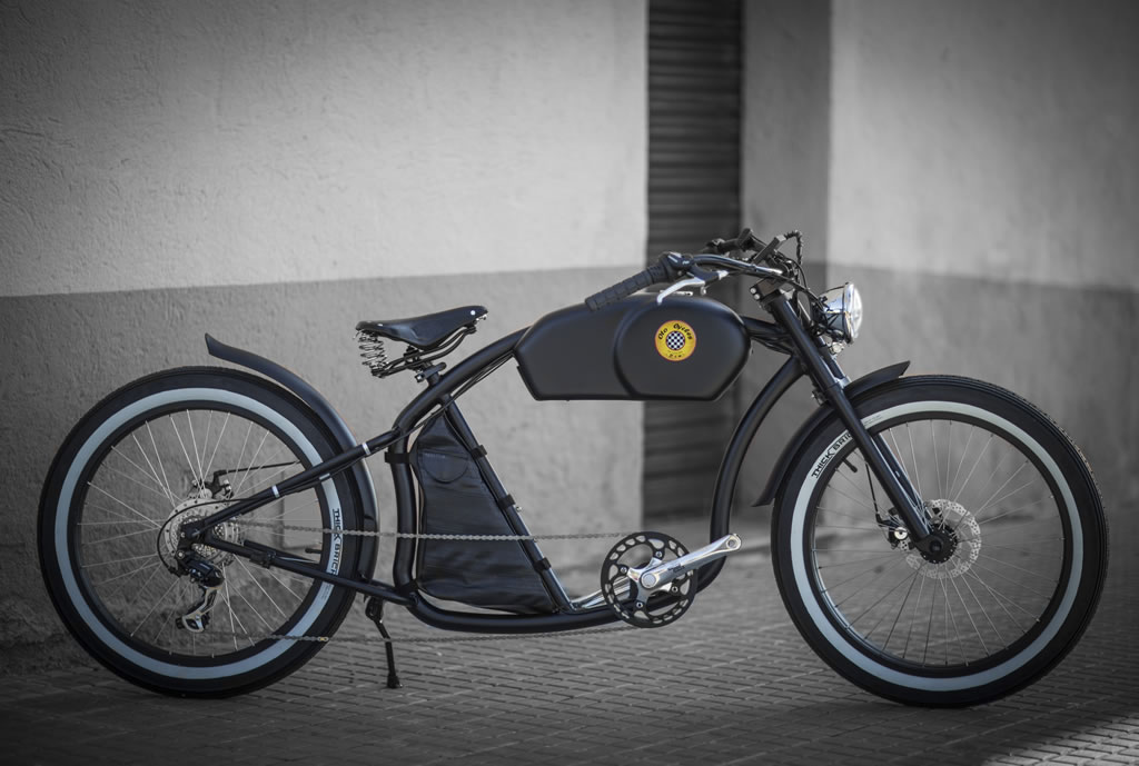 Cafe Racer-Inspired E-Bike By Otocycles (24)