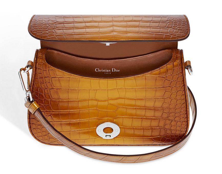 Fabulously Elegant Christian Dior Dune Bag (7)
