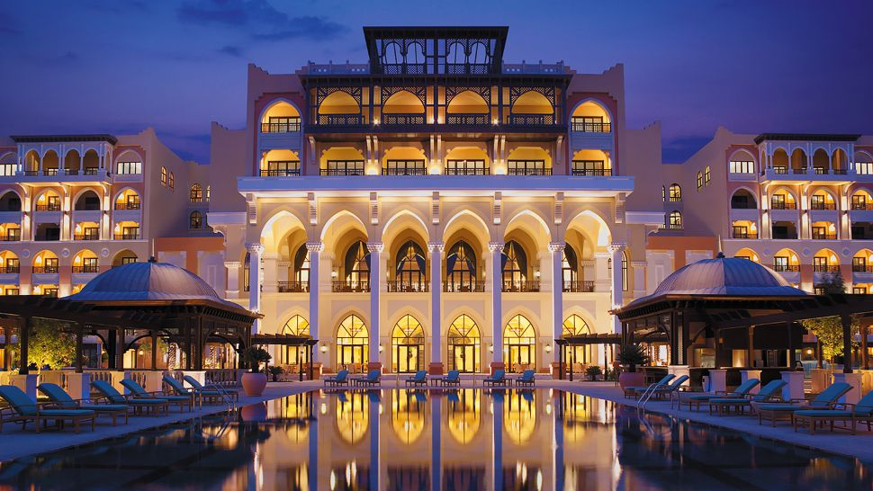 Abu Dhabi's Shangri-La Hotel Is Sublime (7)