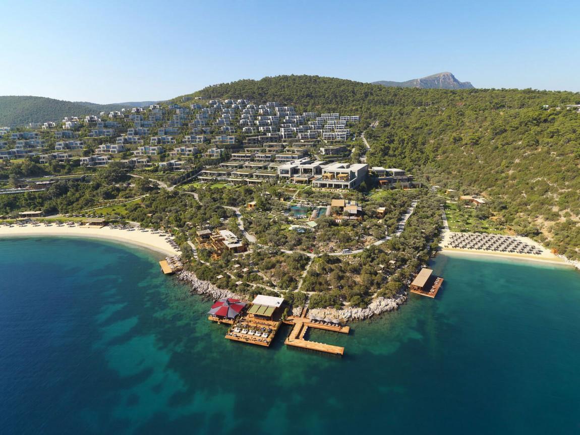 Magnificent Waterfront Hotel in Bodrum, Turkey (45)