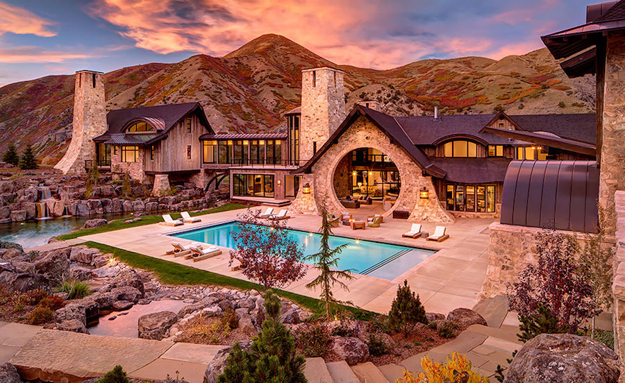 This Breathtaking Utah Estate Costs $17.9 Million (34)
