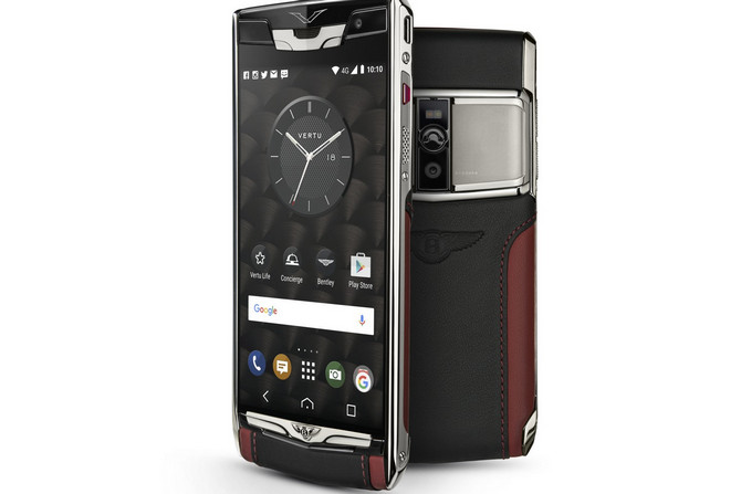 Lavish New Signature Touch For Bentley Smartphone (11)