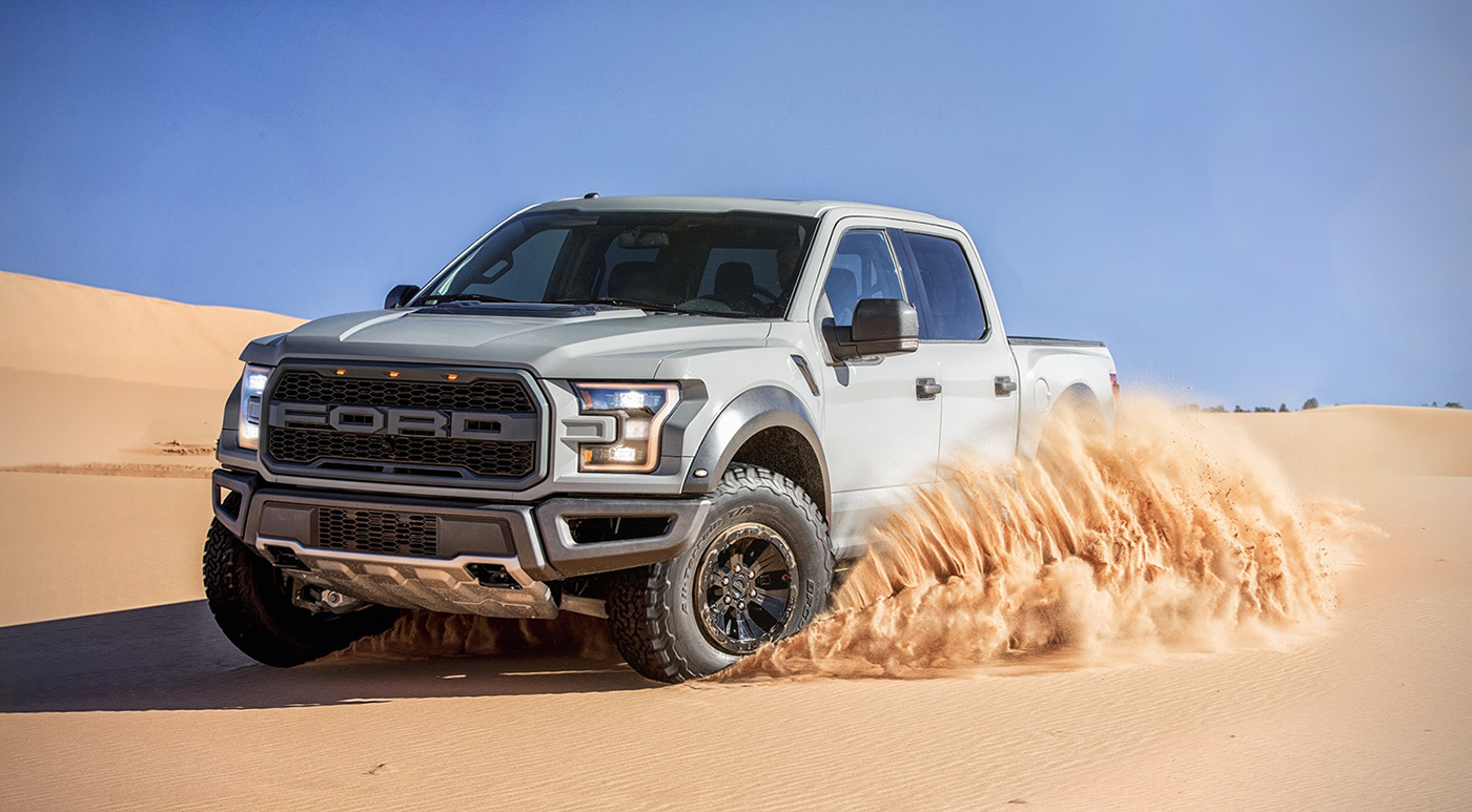 Magnificent Ford 2017 F-150 Raptor SuperCrew Edition (5)