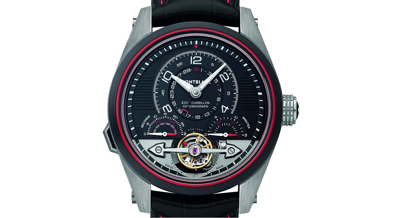 Montblanc's TimeWalker ExoTourbillon Minute Chronograph (2)