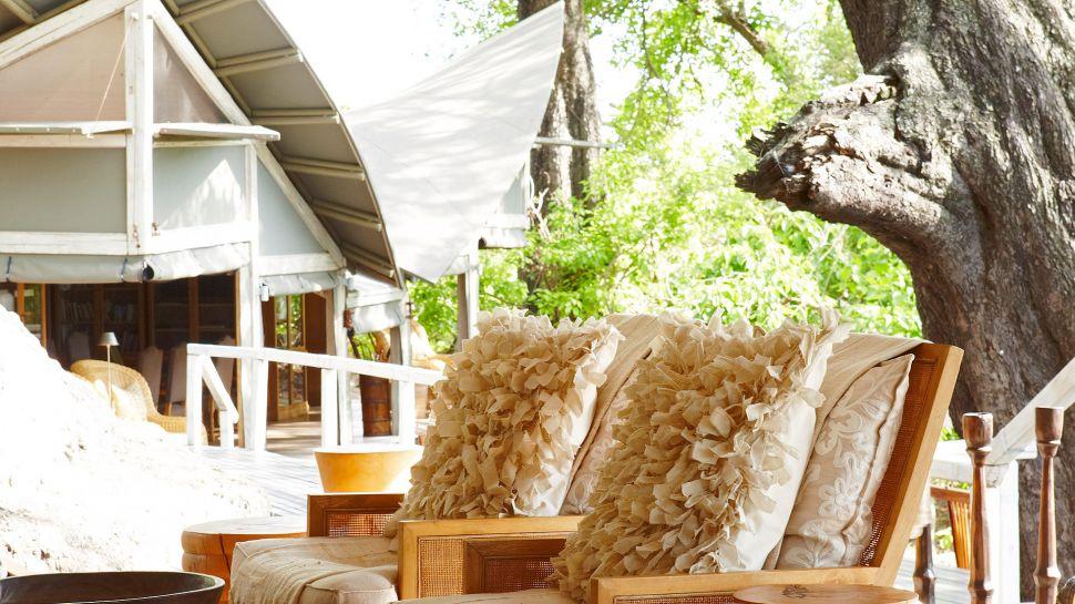 Africa's Abu Camp Guarantees Memorable Vacations (8)