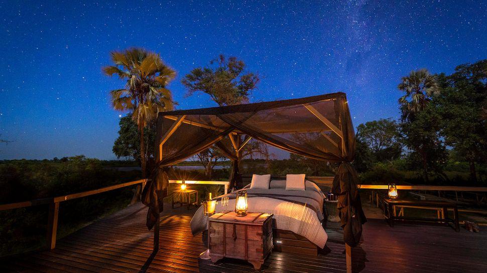 Africa's Abu Camp Guarantees Memorable Vacations (7)