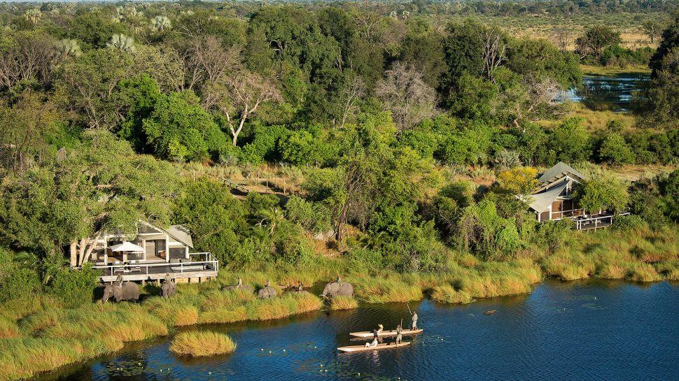 Africa's Abu Camp Guarantees Memorable Vacations (19)