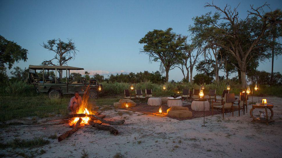 Africa's Abu Camp Guarantees Memorable Vacations (13)