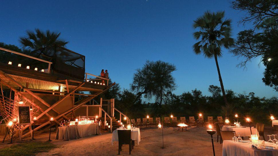 Africa's Abu Camp Guarantees Memorable Vacations (12)