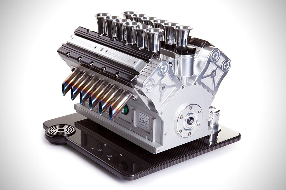 Exceptional Espresso Veloce Titanio Espresso Machine (2)