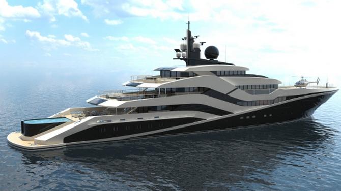 Fabulous Eivissa II Concept Superyacht (3)