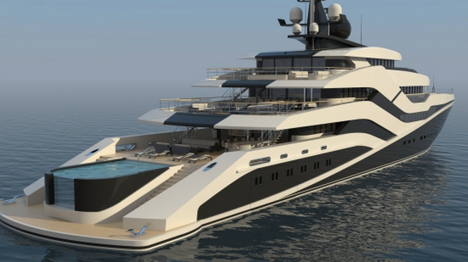 Fabulous Eivissa II Concept Superyacht (1)