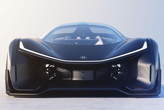 Faraday Future FFZERO1 Electric Concept (8)