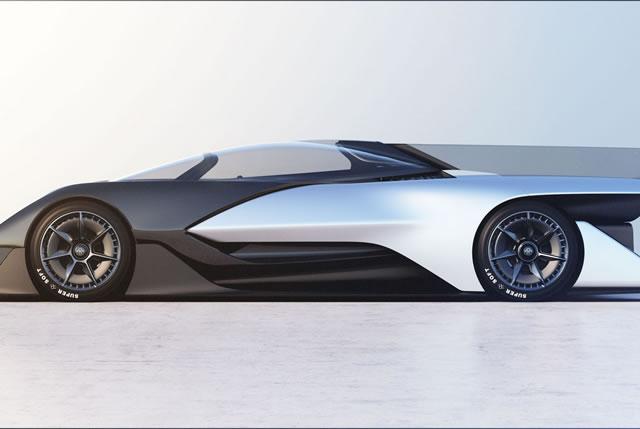 Faraday Future FFZERO1 Electric Concept (7)