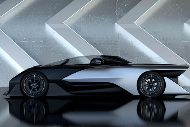 Faraday Future FFZERO1 Electric Concept (15)