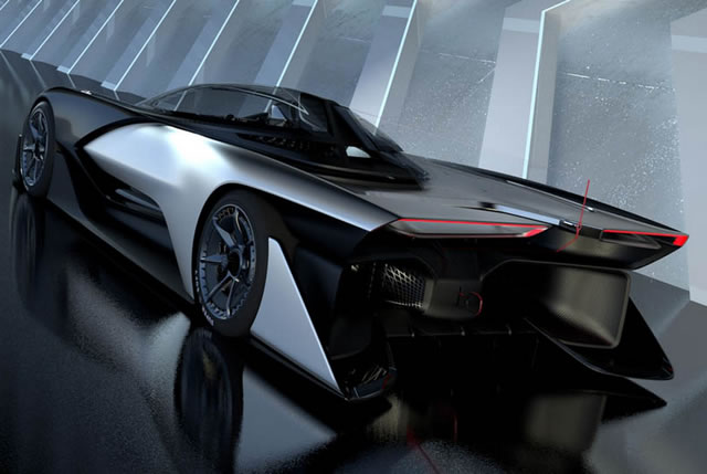 Faraday Future FFZERO1 Electric Concept (12)