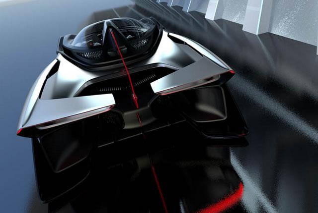 Faraday Future FFZERO1 Electric Concept (11)