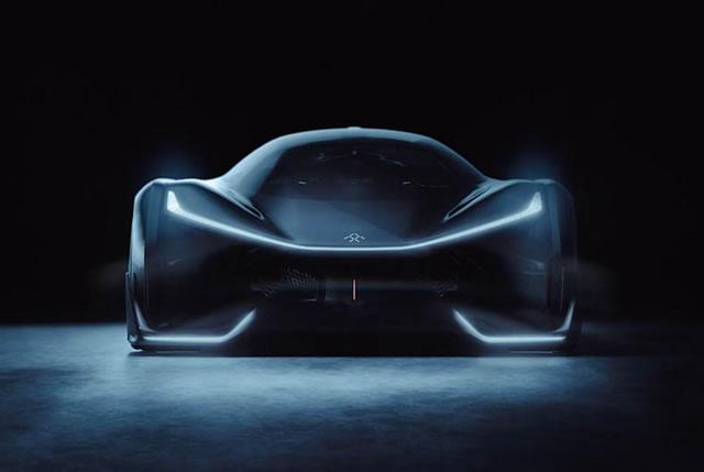 Faraday Future FFZERO1 Electric Concept (10)
