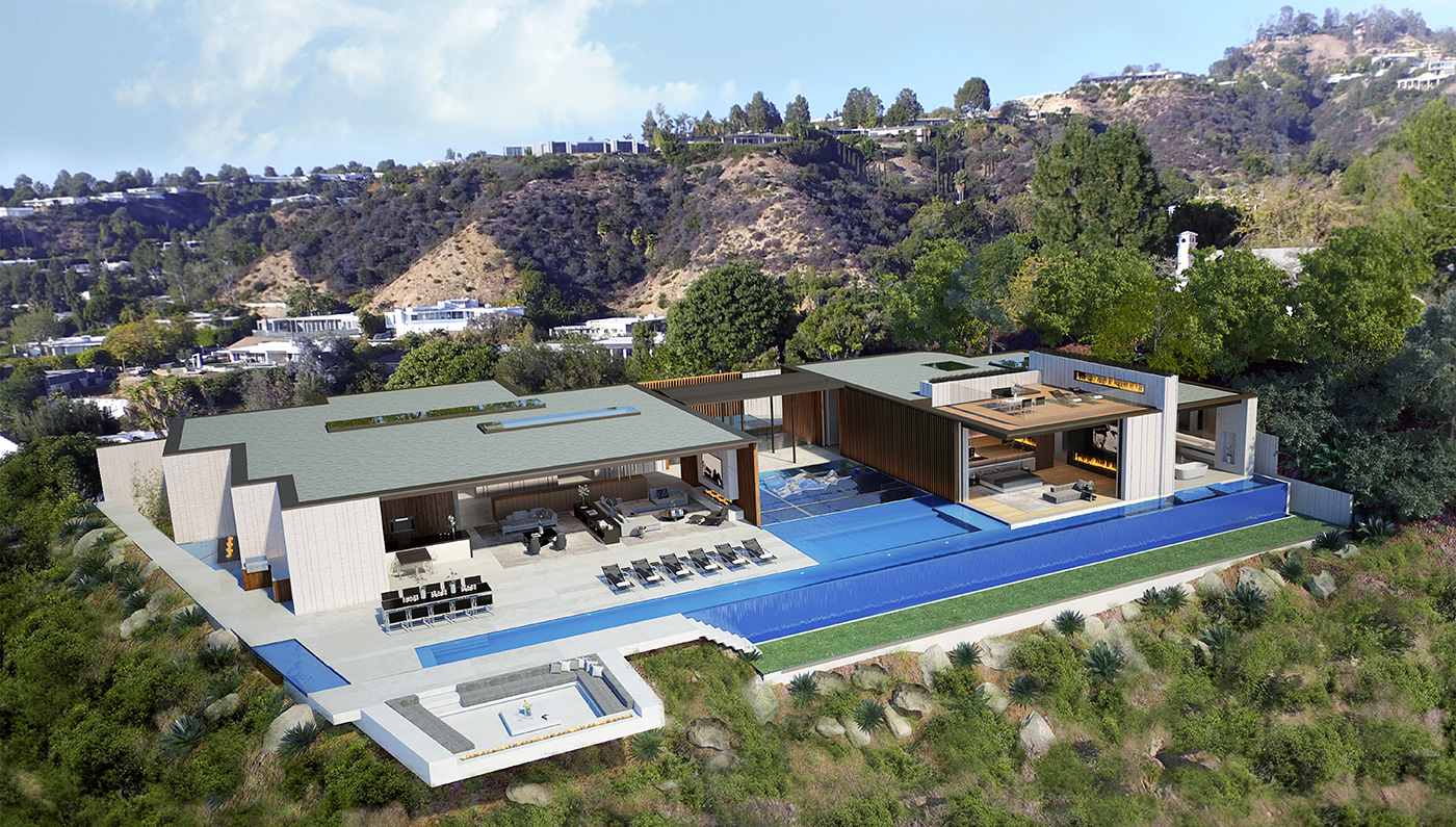 Residence In Beverly Hills Will Cost $100 Million (9)