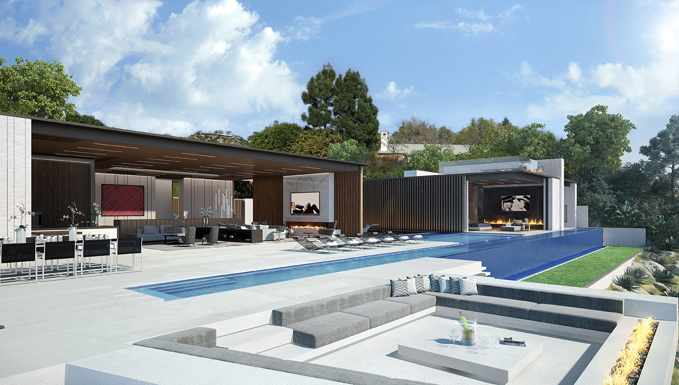Residence In Beverly Hills Will Cost $100 Million (4)