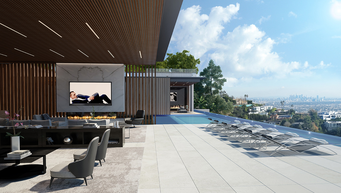 Residence In Beverly Hills Will Cost $100 Million (3)