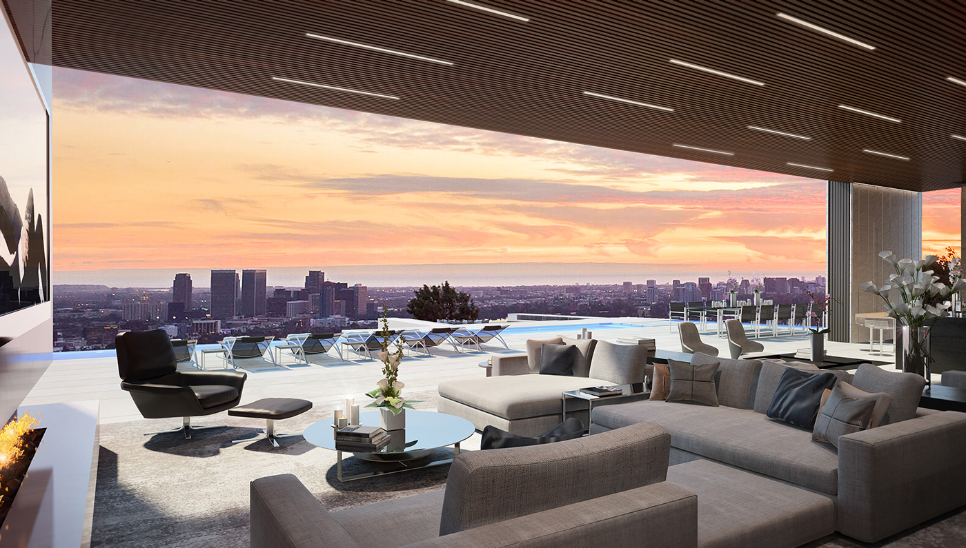 Residence In Beverly Hills Will Cost $100 Million (2)