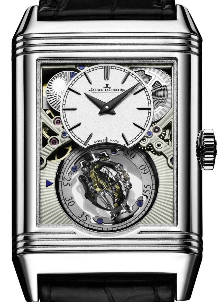 Reverso Tribute Gyrotourbillon Watch By Jaeger-LeCoultre (8)