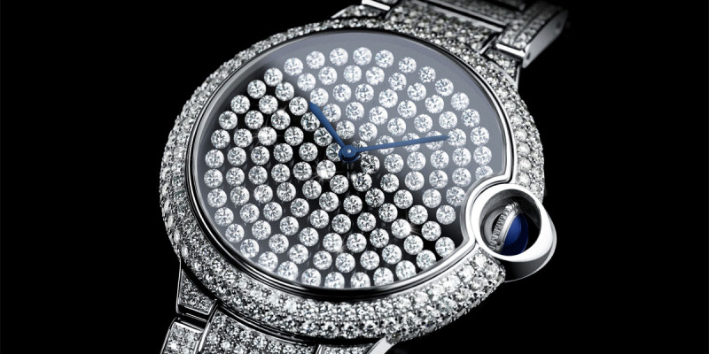 Serti Vibrant Limited Edition Watch By Cartier (1)